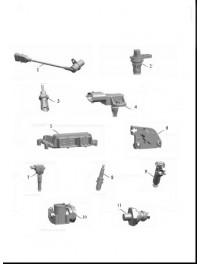 Элементы системы управления двигателем (0)