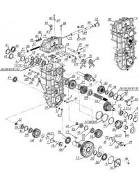 Коробка передач С40602950-03 (0)