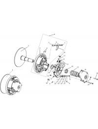 Регулятор центробежный C40600900-03 (0)