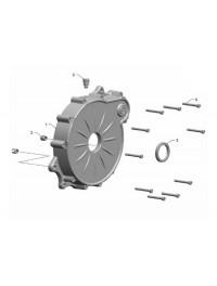 Установка крышки генератора (0)