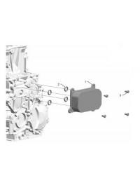 Установка крышки клапанного механизма (0)