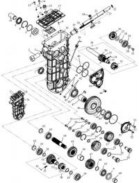 Коробка перемены передач С40601800 (0)