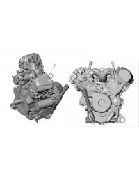 Двигатель ODES V800 cc (1)