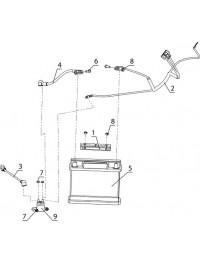 Система электрозапуска TAYGA Patrul 800 SWT (0)