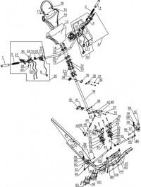 Управление рулевое L30301500 аннулировано с 01. 2014, взамен введено L30301600. (0)