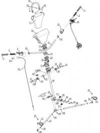 Управление рулевое C40304100 (0)