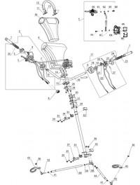 Управление рулевое С40301400 (0)