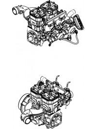 Двигатель К20500600 (0)