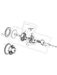 Регулятор центробежный C40601900-02 (0)