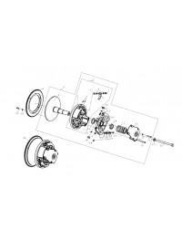 Регулятор центробежный С40601900-06 (0)