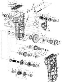 Коробка передач C40600100 (0)