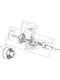 Регулятор центробежный С40600900-04 (0)