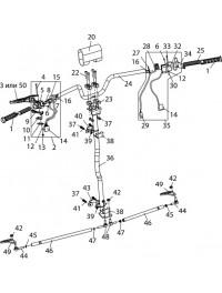 Управление рулевое C40302600 (0)