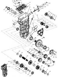 Коробка перемены передач L30601100-01 (0)