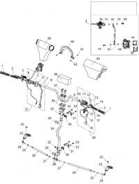 Управление рулевое С40302900 введено с 08.2013 взамен С40301800 (0)