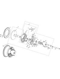 Регулятор центробежный С40601900 (0)