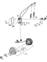 Система зажигания(DUCATI) (0)