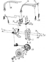 Система зажигания (ФЛЭЙМЗ) (0)