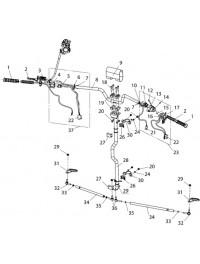 Управление рулевое С40302700 введено с 08.2013, взамен C40301900 (0)