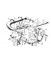 Двигатель, плита. выхлопная труба (0)