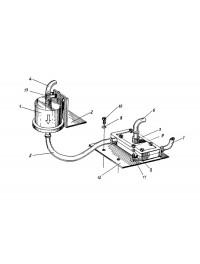 Насос топливный и фильтр-отстойник (0)
