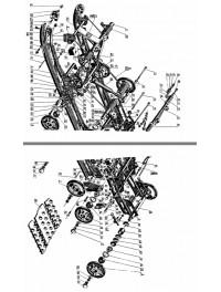 Подвеска гусеницы для с/х 119 (0)