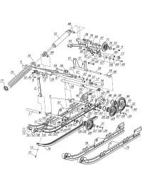 Движитель гусеничный L10200900 (0)