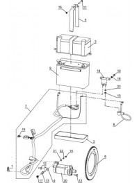 Система электрозапуска (0)