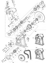 Коробка реверса 110603190 (63)