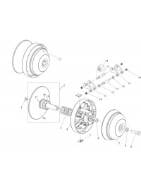 Регулятор центробежный  (24)