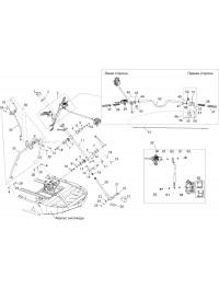 Управление рулевое (с гидравлическим тормозом) (0)