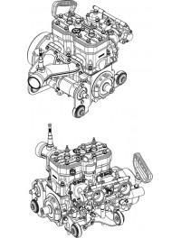 Двигатель К20500610 (1)