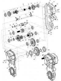 Коробка передач S10600100 (47)