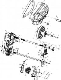 Трансмиссия S10600300 (34)