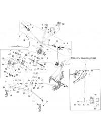 Управление рулевое S10300100 (51)